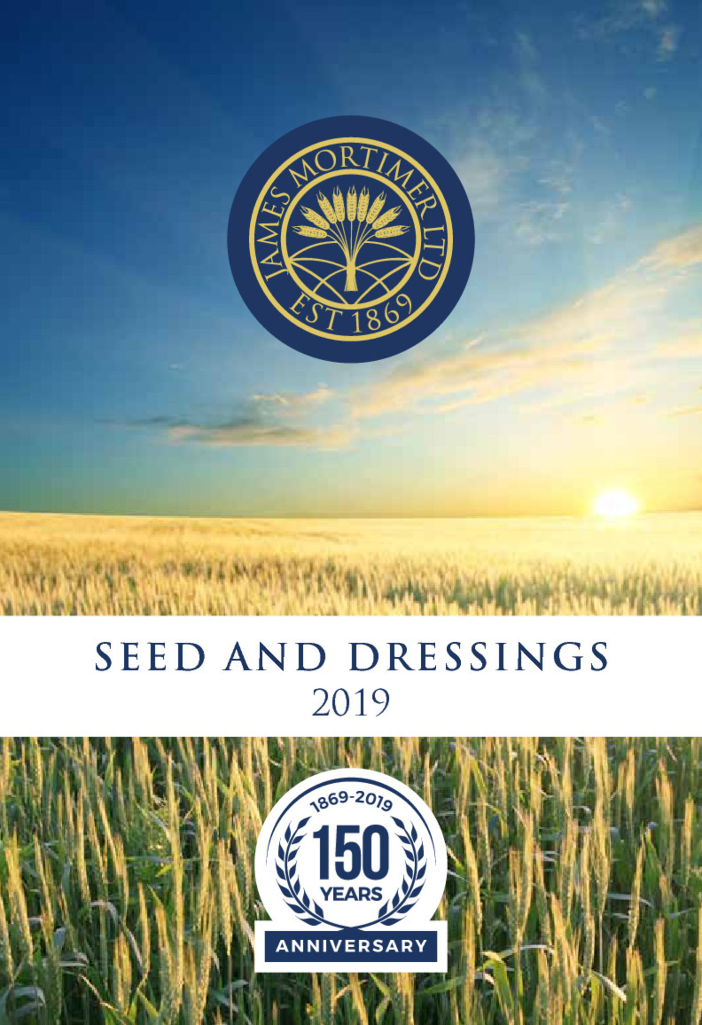 New Seed & Dressing 2019/20 Brochure